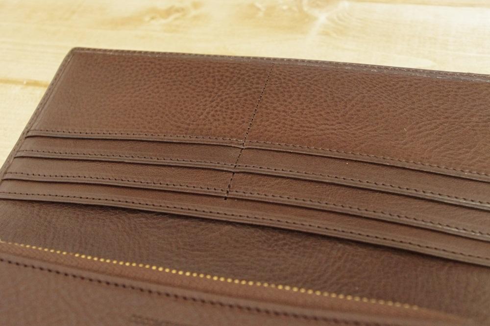 内装 カードポケット